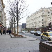 Москва в ноябре :: Наталия Сарана