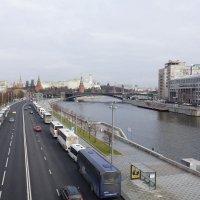 Москва :: Наталия Сарана