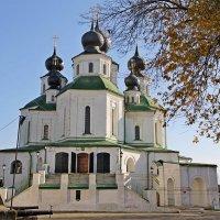 Воскресенский войсковой собор в Старочеркаске :: ДмитрийМ Меньшиков