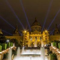 Национальный дворец Барселоны :: Андрей Кузнецов