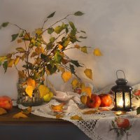 Отпускаю осень ... :: Валентина Колова