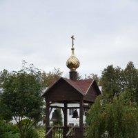 Часовня казанского женского монастыря г.Ярославля :: Anton Сараев