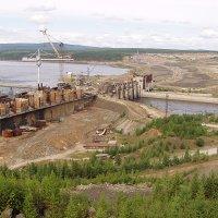 ГЭС начало :: Владимир Леонтьев
