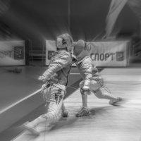 Международный кадетский турнир по фехтованию. :: Сергей Ключарёв