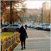 Осенняя прогулка по Ижевску (ноябрь 2017) :: muh5257