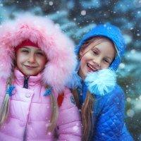 Первый снег :: Оксана Жданова