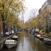Мой сероглазый Амстердам :: Андрей Иванович (Aivanovich-2009)