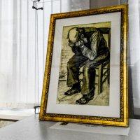 горюющий старик :: Юлия Денискина