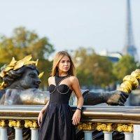 Фотограф в Париже :: Фотограф в Париже Ирина Белоглазова