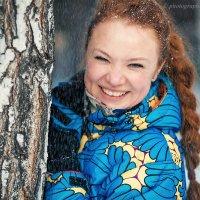 Ура, снег... :: Алексей Белик