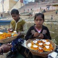 Дети Индии :: Клара