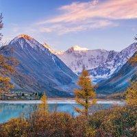 Аккемское озеро :: Михаил