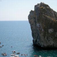 Freerate Cliff Diving World Cup :: Руслан Newman