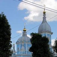 Спасо-Преображенский собор. Новозыбков. Брянская область :: MILAV V