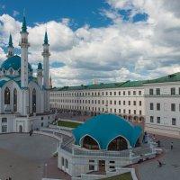 Казанский Кремль.Мечеть Кул-Шариф. :: Виктор Евстратов