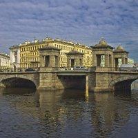 Мост Ломоносова (Чернышёв мост). :: Senior Веселков Петр
