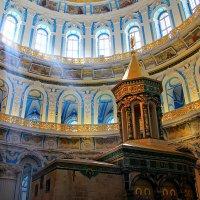 Кувуклия Гроба Господня - главная святыня Нового Иерусалима. :: Иван