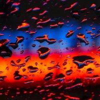 в дождь за окном ... :: Александр Прокудин
