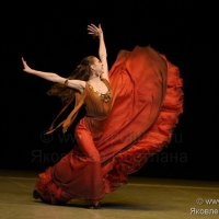 Характерный танец :: Светлана Яковлева