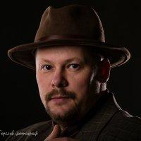 Изучаю мужской Портрет :: Горелов Дмитрий