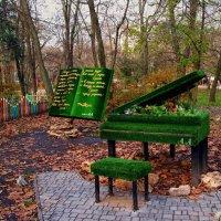 сюита для рояля в кустах :: Александр Корчемный