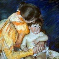 С Днем Матери !!! :: Лариса Корженевская