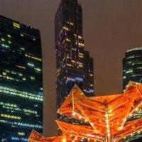 Огни большого города :: Андрей Бондаренко