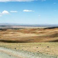 Широка... страна... Монголия... :: Ирина Токарева