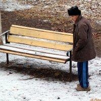 От старости никак не убежать… Душа пока ещё в полете, а телу хочется лежать… :: Андрей Заломленков
