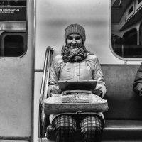 Московское метро. Ноябрь 2017. :: Игорь Сон