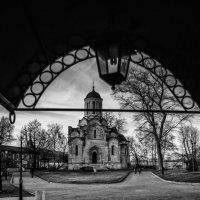 Спасо-Андроников монастырь :: Сергей Кудряшов