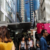 Гонконг, стрит - маркет :: Sofia Rakitskaia