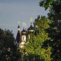 Храм всех Святых :: Вячеслав Петровский