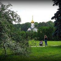 семья-вера-сила :: Олег Лукьянов