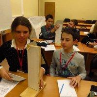 Пензенские восьмиклассники - гости МФТИ :: Андрей Лукьянов