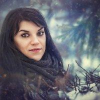 Зимний портрет :: Вера Сафонова