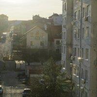 Сухопутное утро :: Валерий Дворников