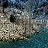 Таинственный берег Грин Каньона... :: Sergey Gordoff