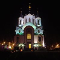 Храм, канун праздника... :: Павел Петрович Тодоров