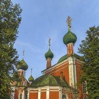 Церковь Александра Невского :: Сергей Цветков