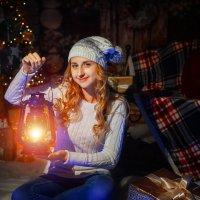 Новогодний фонарик! :: Ольга Егорова