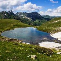 """Одно из озер в долине реки """"Большая Дукка"""" :: Диана"""