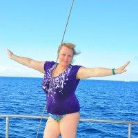 На катамаране по карибам :: natalek630
