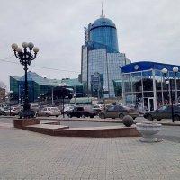 Комсомольская площадь :: Александр Алексеев