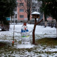Из первого снега... :: Галина Бобкина
