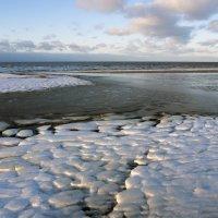 Белое море. Начало замерзания (2) :: Владимир Шибинский