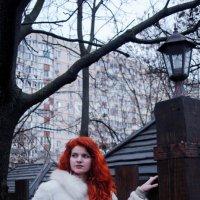 cold :: Евгения Македонская