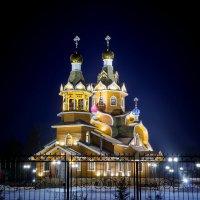 Храм в г. Бердск :: Александр Alexxnsk