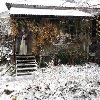 первый снег 3 :: Николай Семёнов