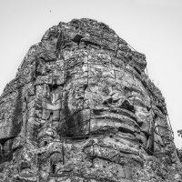 Камбоджа. Фрагмент арочного входа в храм Та Пром.. :: Cергей Павлович